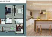 Departamento 2 dormitorios bosmendiano 2 dormitorios 93 m2