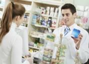 Cadena de farmacias...