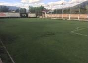 Ilaló soccer field