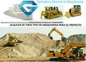 Alquiler de maquinaria pesada y volquetas celwsap 0998903550