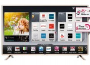 Vendo smart tv lg 32 con wifi incorporado y navegador de internet ..