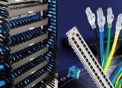 Servicio de cableado estructurado cat 6, 6a