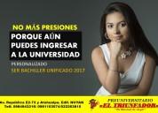 Ingresa a las universidades privadas