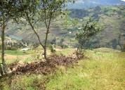 Terreno de venta en zuropamba, paute