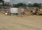 Ingeniero civil hidrosanitario