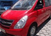 Hyundai h1 (rojo)