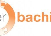 Bachiller y superior 0992582057