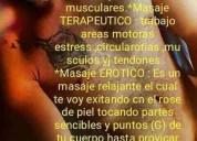 Profesional y experto masajista y terapeuta venezolano versÁtil y muy complaciente