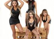 Boca rosa grupo femenino - show musical