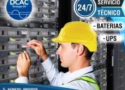 Servicio técnico de ups