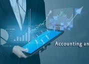 Tutor en finanzas, contabilidad, economía y estadística