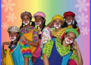 animacion fiestas infantile|quiito payasos·payasas horas-locas mago mimo inflables saltarines$20!!