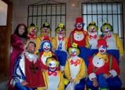 Animamos fiestas infantiles^payasos payasas, horas-locas, mago, mimo inflables, baby shower^