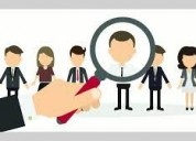 Empresa multinacional solicita personal