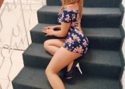 Delicious 19-year-old latina massages exclusively for you, partner treatment and pleasure to the ful