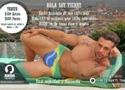Tierry brasileiro 21cm whats +5511949777085
