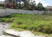Lindo terreno con todos los servicios mÁs abajo del cementerio de otavalo..$45.000