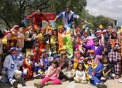 Fiesta infantiles payasos, payasas horas locas, mago. mimo inflables saltarines $20 baby shower