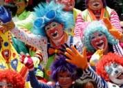 Show payasitos, fiestas infantiles quito payasos mimo mago hora loca baby shower $30