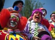 "$25 animacion fiestas infantiles quito payasos mago hora loca baby shower inflables"""