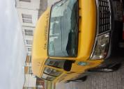 Vendo furgoneta escolar con o sin puesto o solo puesto