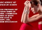 Quito trabajo de prepago, escorts dama de compañía en ecuador whatsapp 0982426549