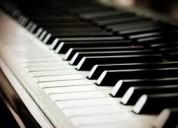 Clases de Música, piano, canto, guitarra, batería, violín. Dirección: Barrio Centenario. 0967796