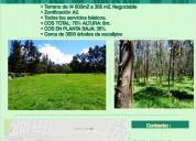 conocoto, sector la salle, complejo médicos de pichincha, 14 600 mts/ 36$m2