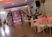 Paquetes economicos para eventos ....buffet local cotice  al whatsapp 0985691763