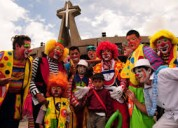 Show fiestas infantiles, payasitos, mago, baby shower, caritas pintada: hora-loca $25 quito
