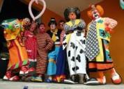"Fiestas infantiles ""payasitos $25 mago inflables baby shower hora loca carita pintada """