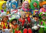 Divertidos show ·payasitos, fiestas infantiles quito mago· hora loca baby shower inflable·50$