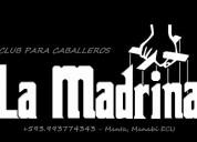 """Alta seguridad y discrecion en """"la madrina"""""""