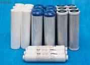 Filtros de agua mantenimiento y reparación purificador ozono ósmosis inversa