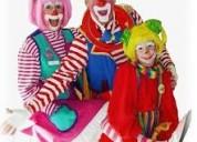 Payasitospayasitas, show infantiles, princesas muñecas super heroes $30