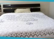 Las habitaciones y suites son completamente amobladas guayaquil