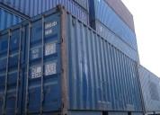 """Venta de contenedores de 40""""hc usados"""