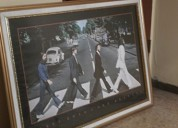 Cuadro de the beatles abbey road