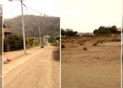 Venta de terreno playa don juan 13.164 m2  a 45 minutos de pedernales