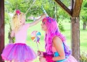 Busco animadores fiestas  infantiles