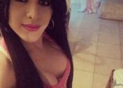 Nueva chica trans atractiva ardiente dispuesta a complacerte