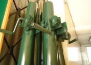 Red de tenis importada con cable de acero reforzado
