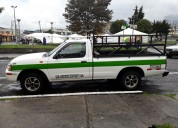 Servicio de transporte, alquiler de camionetas para fletes