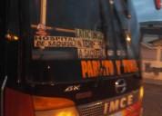 Venta bus interprovincial hino ak 2012