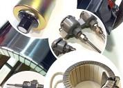 Fabricacion de cartuchos calefactores y resistencias electricas en general