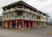 Vendo una casa de tres plantas; en naranjal provincia; del guayas;zona muy comercial