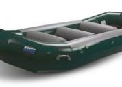 Botes inflamables para aventura raftink