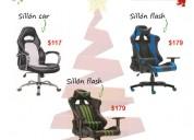 Modelos sillas gamer
