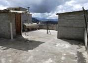 Vendo casa de cemento armado en otavalo