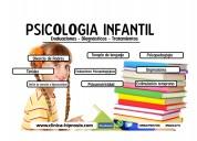 Psicología infantil, psicopedagogía